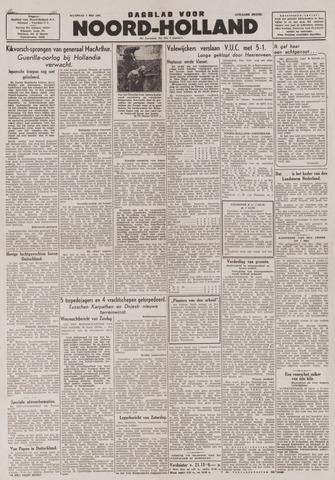 Dagblad Noord-Holland, Schager editie 1944-05-01