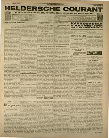 Heldersche Courant 1932-10-22