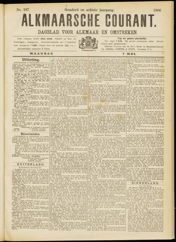 Alkmaarsche Courant 1906-05-07