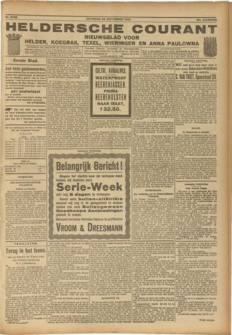Heldersche Courant 1923-09-22