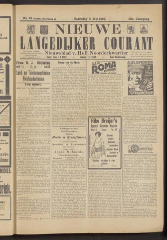 Nieuwe Langedijker Courant 1929-05-11