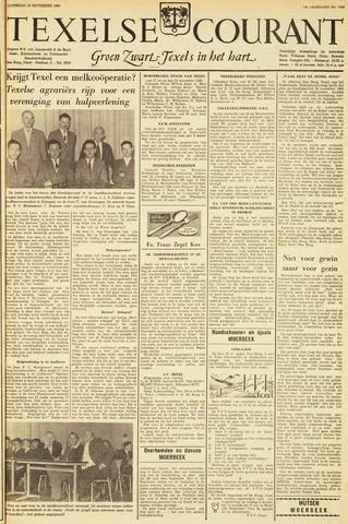 Texelsche Courant 1960-11-26
