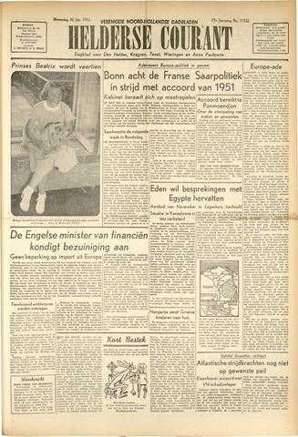 Heldersche Courant 1952-01-30