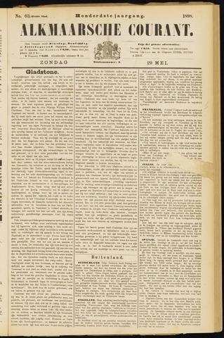 Alkmaarsche Courant 1898-05-29