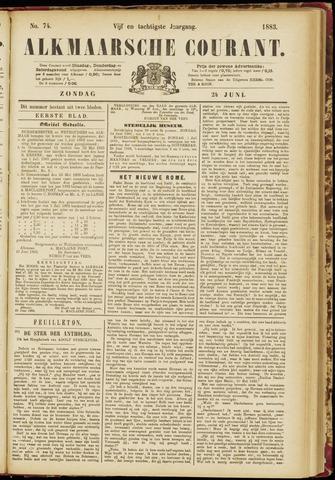 Alkmaarsche Courant 1883-06-24