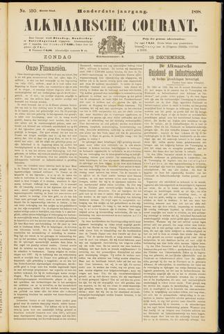 Alkmaarsche Courant 1898-12-18