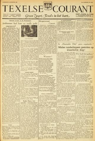 Texelsche Courant 1950-08-30