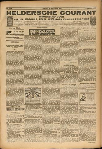 Heldersche Courant 1926-09-14