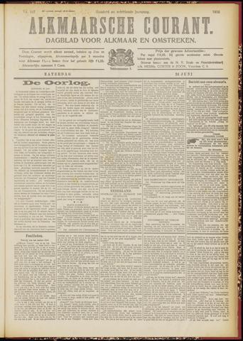 Alkmaarsche Courant 1916-06-24