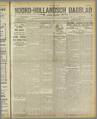 Ons Blad : katholiek nieuwsblad voor N-H 1921-07-30