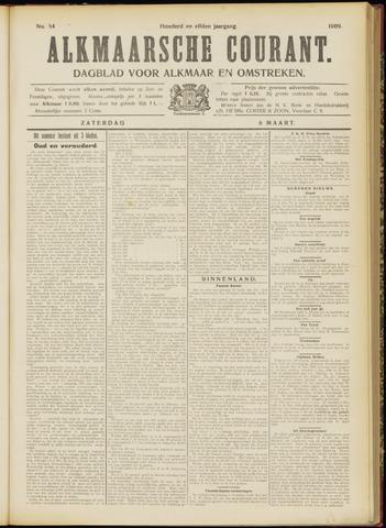Alkmaarsche Courant 1909-03-06