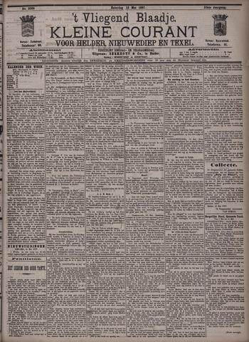 Vliegend blaadje : nieuws- en advertentiebode voor Den Helder 1897-05-15