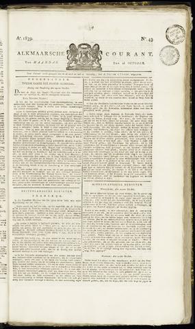 Alkmaarsche Courant 1839-10-28