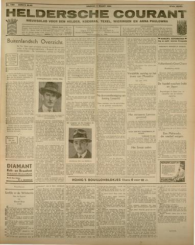 Heldersche Courant 1934-03-06