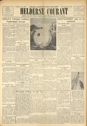 Heldersche Courant 1948-09-14