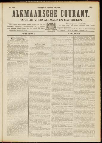 Alkmaarsche Courant 1910-12-21