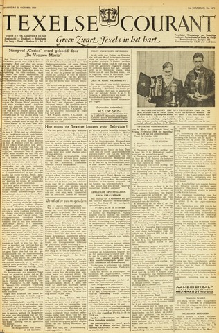 Texelsche Courant 1950-10-25