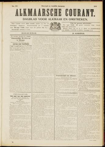 Alkmaarsche Courant 1910-08-25