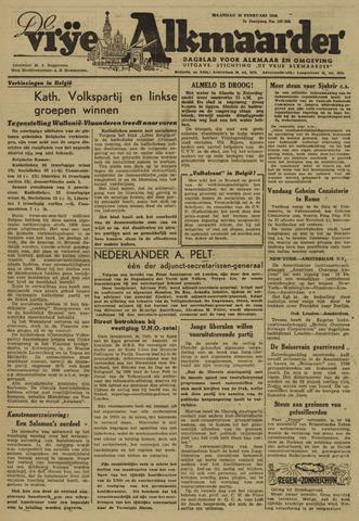 De Vrije Alkmaarder 1946-02-18