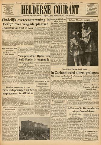 Heldersche Courant 1954-01-18