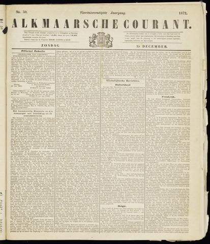 Alkmaarsche Courant 1872-12-15