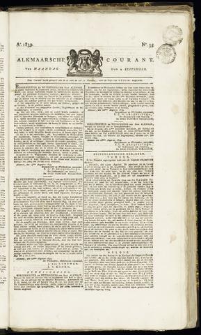 Alkmaarsche Courant 1839-09-02