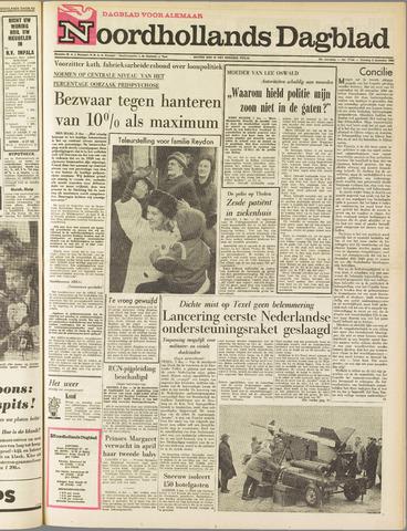 Noordhollands Dagblad : dagblad voor Alkmaar en omgeving 1963-12-03