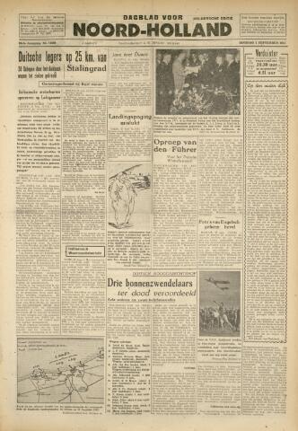 Heldersche Courant 1942-09-01