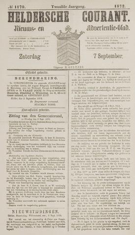 Heldersche Courant 1872-09-07