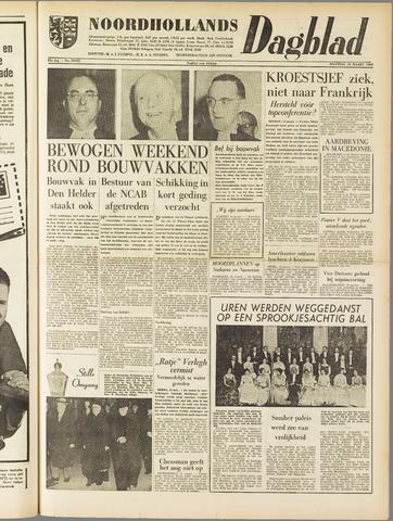 Noordhollands Dagblad : dagblad voor Alkmaar en omgeving 1960-03-14