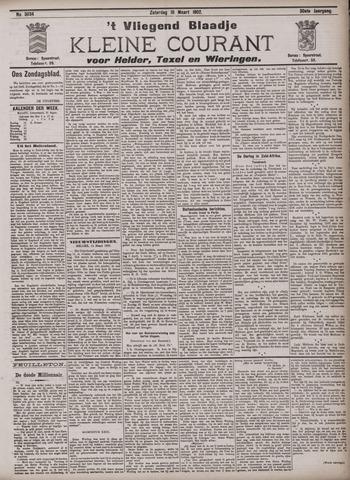 Vliegend blaadje : nieuws- en advertentiebode voor Den Helder 1902-03-15