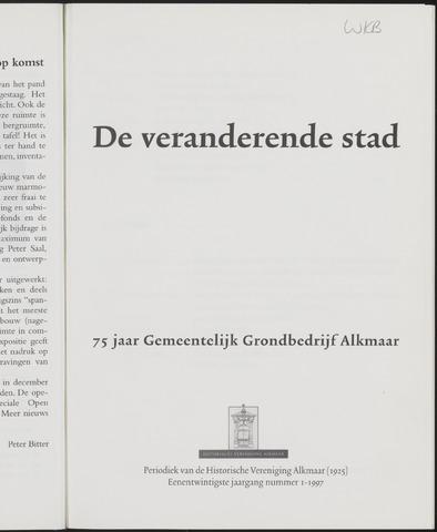 Oud Alkmaar 1997-01-01