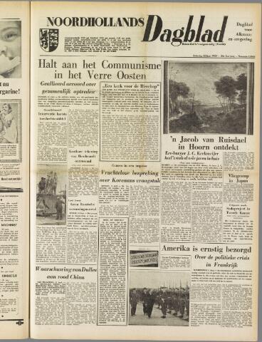 Noordhollands Dagblad : dagblad voor Alkmaar en omgeving 1954-06-12