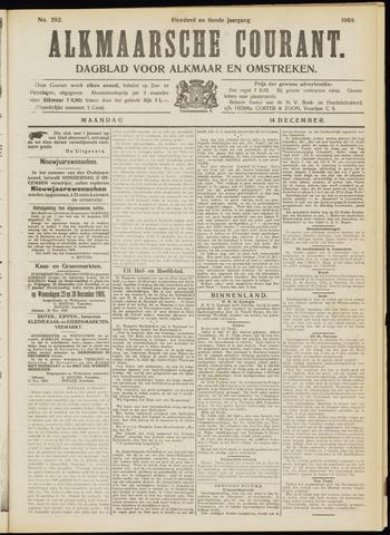 Alkmaarsche Courant 1908-12-14