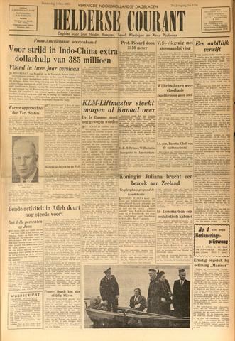 Heldersche Courant 1953-10-01