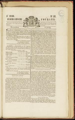 Alkmaarsche Courant 1846-07-06