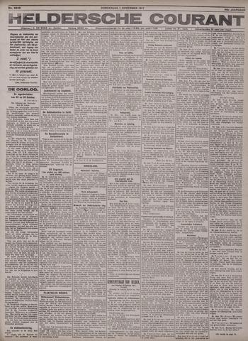 Heldersche Courant 1917-11-01