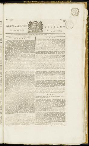 Alkmaarsche Courant 1837-08-14
