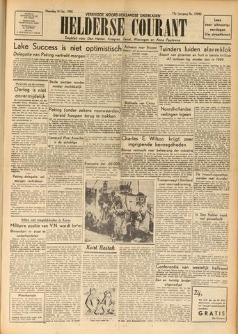 Heldersche Courant 1950-12-18