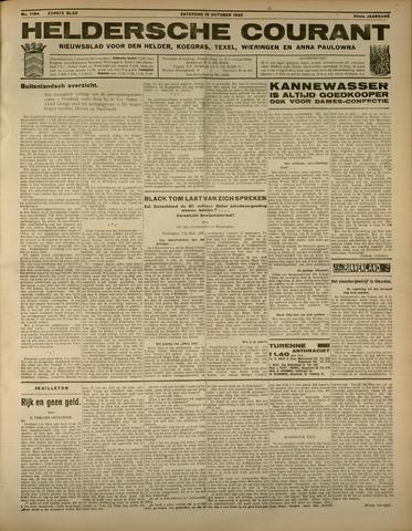 Heldersche Courant 1932-10-15