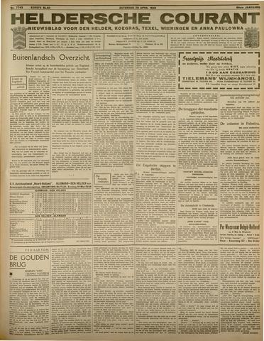 Heldersche Courant 1936-04-25