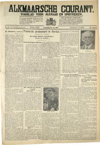 Alkmaarsche Courant 1937-07-24