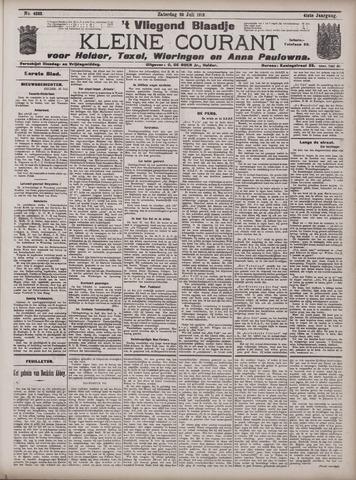 Vliegend blaadje : nieuws- en advertentiebode voor Den Helder 1913-07-26