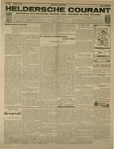 Heldersche Courant 1932-06-11