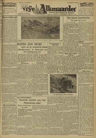 De Vrije Alkmaarder 1946-11-16