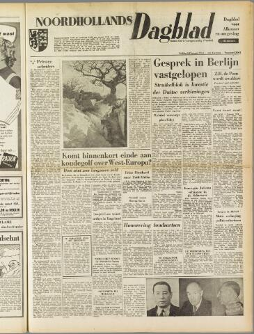 Noordhollands Dagblad : dagblad voor Alkmaar en omgeving 1954-02-05