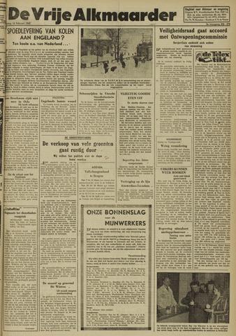 De Vrije Alkmaarder 1947-02-14