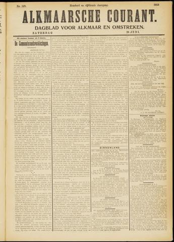 Alkmaarsche Courant 1913-06-28