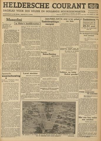 Heldersche Courant 1941-08-30