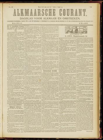 Alkmaarsche Courant 1919-03-03